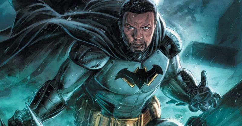Znamy tożsamość nowego, czarnoskórego Batmana. Totalne zaskoczenie; nikt nie stawiał na tę postać