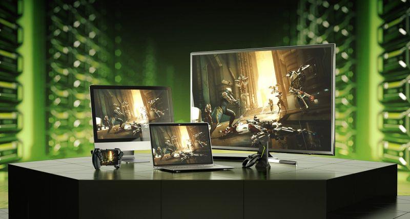 GeForce NOW zawita w Chrome oraz komputerach Apple z procesorem M1