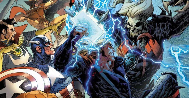 Marvel - Avengers mają plan na Knulla. Kamienie Nieskończoności w grze?