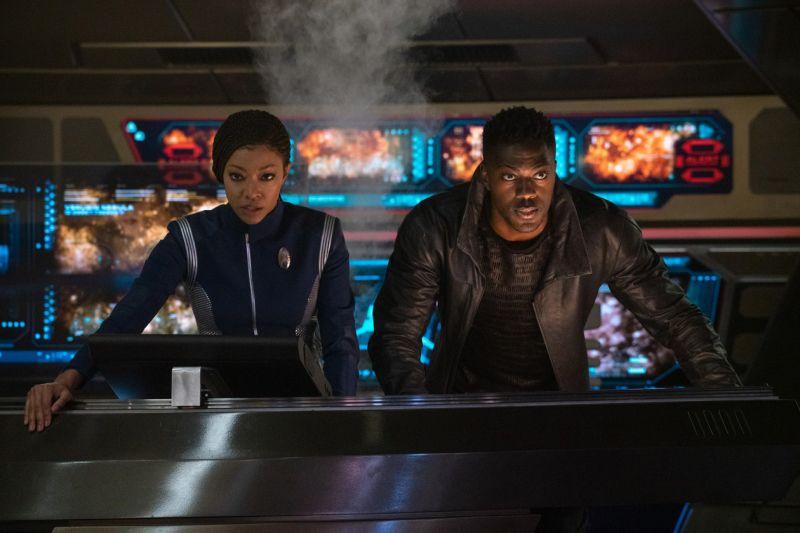 Star Trek: Discovery - kto czarnym charakterem w 4. sezonie? Jest sugestia