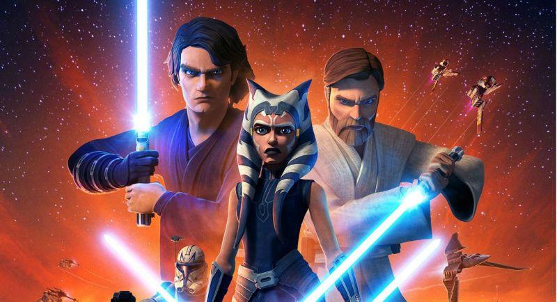 Gwiezdne wojny: Wojny klonów - śpieszcie się nadrabiać serial! Lada moment zniknie z HBO GO