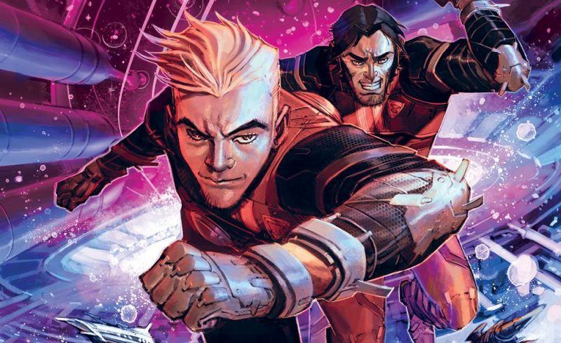 Non Stop Comics w styczniu. Powrót Chrononautów