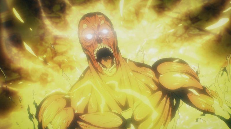 Attack on Titan - zwiastun finału 4. sezonu