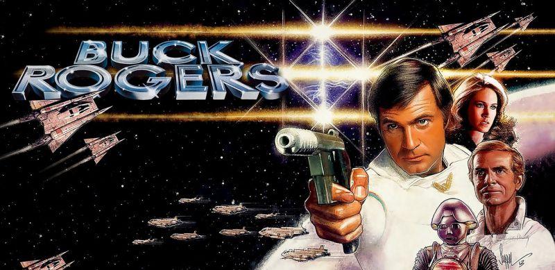 Buck Rogers powraca. George Clooney pracuje nad rebootem. Zagra w serialu?