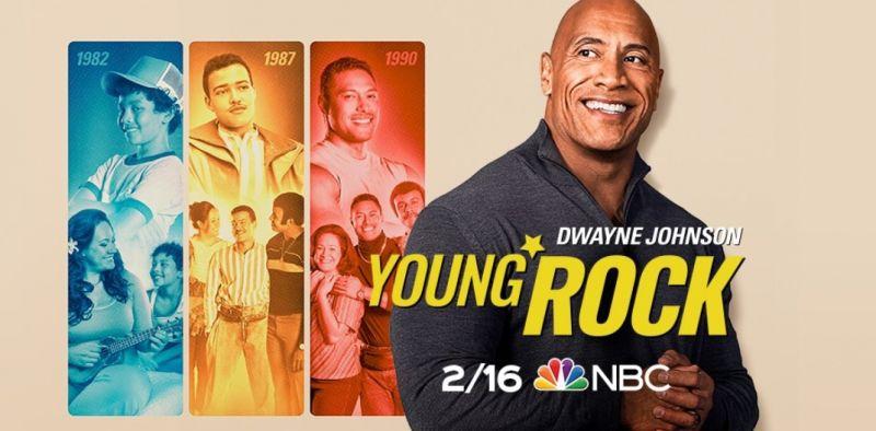 Young Rock - sitcom o młodych latach Dwayne'a Johnsona. Zobaczcie zwiastun