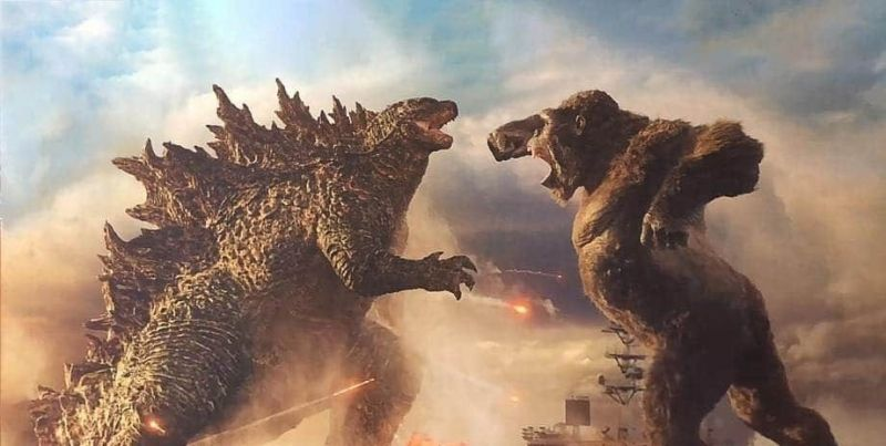 Godzilla kontra Kong - jak duże są potwory? Oficjalny wzrost obu Tytanów