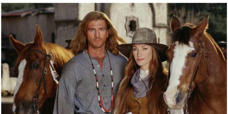 Joe Lando nago złożył życzenia 70-letniej Jane Seymour [ZDJĘCIA]
