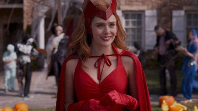 WandaVision - Elizabeth Olsen nie wiedziała, że odegra dużą rolę w MCU. Pierwszy kontrakt tego nie sugerował