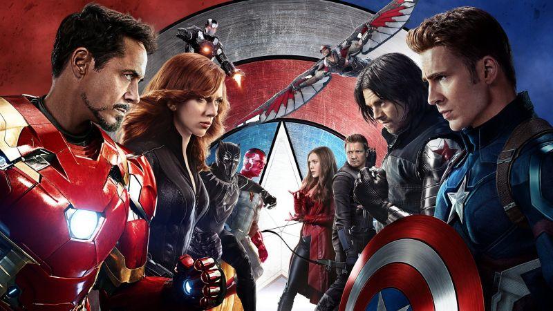 Kapitan Ameryka: Wojna bohaterów - QUIZ wiedzy. Znasz film, jak Tony Stark swoją zbroję?