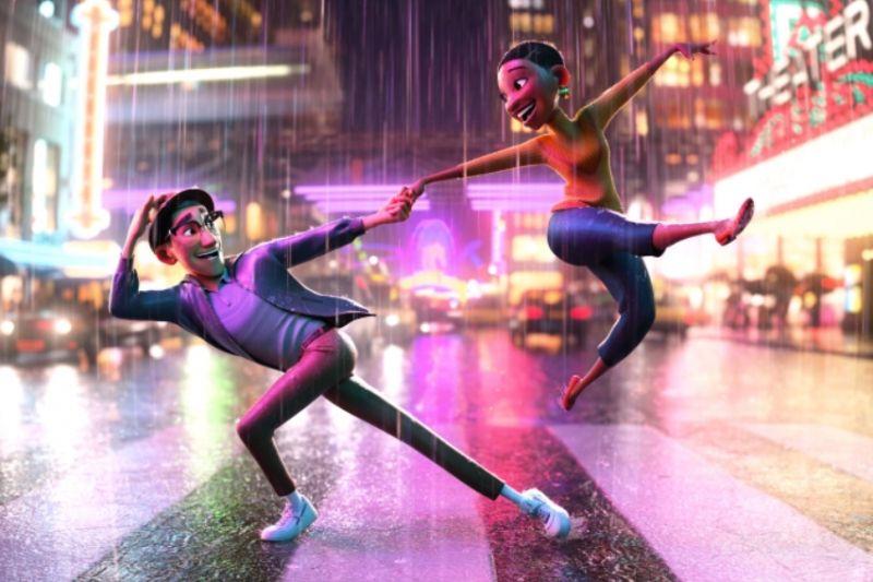 Us Again - muzyczna krótkometrażówka Disneya trafi do kin wraz z Rayą i ostatnim smokiem