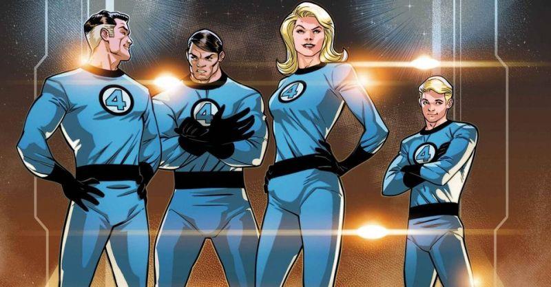 Fantastyczna Czwórka na 60. urodziny dostanie specjalną serię. Herosi postarzeją się razem z nami