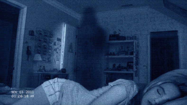 Paramount zapowiada reboot serii horrorowej Paranormal Activity