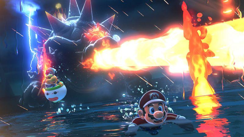 Super Mario 3D World + Bowser's Fury – poznaliśmy rozdzielczość i płynność gry