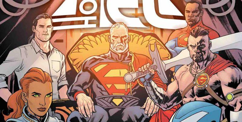 Superman vs. armia klonów Doomsdaya. Wielka draka w rodzie El