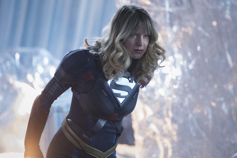 Supergirl - zdjęcia z premierowego odcinka finałowego sezonu. Bohaterka kontra Lex Luthor