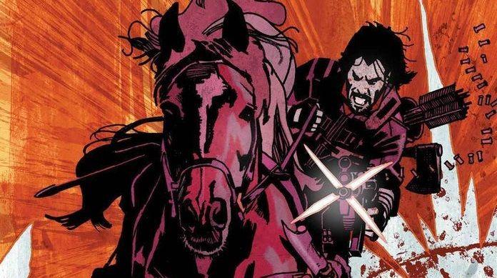 BRZRKR - drugi tom komiksu Keanu Reevesa coraz bliżej. Pierwsze spojrzenie na okładki