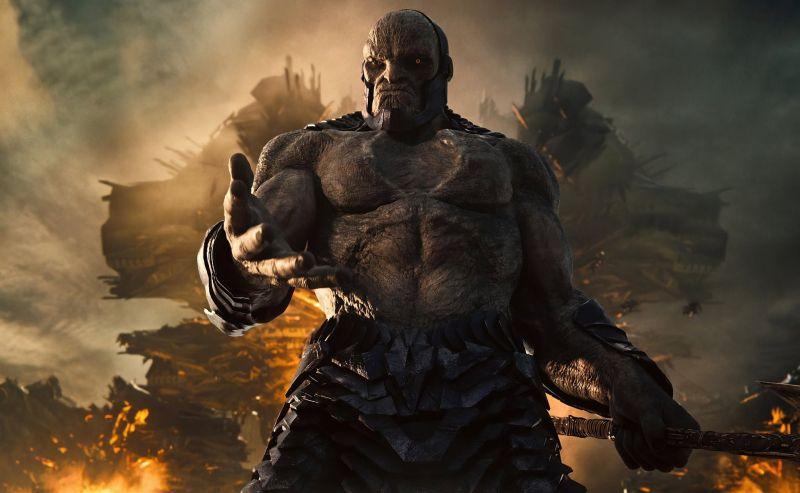 Liga Sprawiedliwości Zacka Snydera: Darkseid bohaterem nowego spotu. Joker w pełnej okazałości