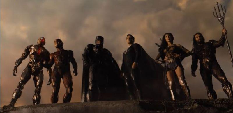 Liga Sprawiedliwości Zacka Snydera: pierwsze opinie zapowiadają... kapitalny film? Jest finałowy zwiastun