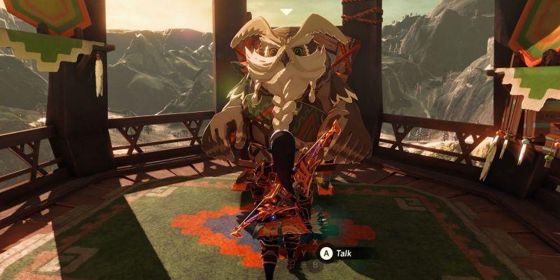 The Legend of Zelda: Breath of the Wild w rozdzielczości 8K z ray tracingiem