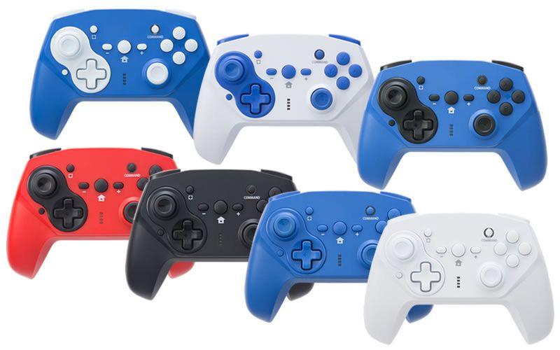 Modułowy pad Gyro Controller Pro Wireless dopasuje się do potrzeb gracza