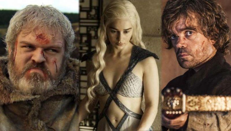 Gra o tron - wybraliśmy nasze ulubione postacie. Obchody 10-lecia serialu