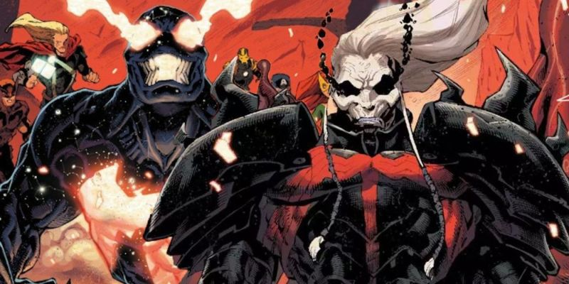 Marvel - Venom kończy King in Black najpotężniejszą bronią w historii! Knull [SPOILER]