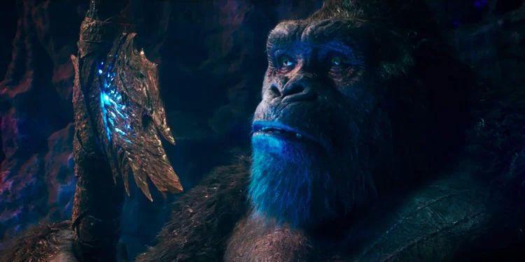 Godzilla kontra Kong - jak powstał topór Konga? Moce, geneza i szczegóły
