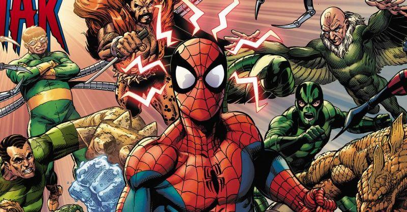 Najwięksi wrogowie Spider-Mana idą na zwarcie. Nadchodzi Wojna złoczyńców