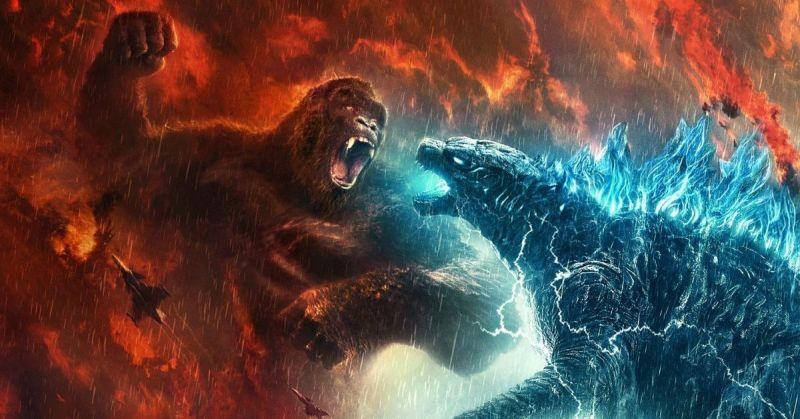 Godzilla kontra Kong - finałowa bitwa z filmu jako zestaw świetnych figurek