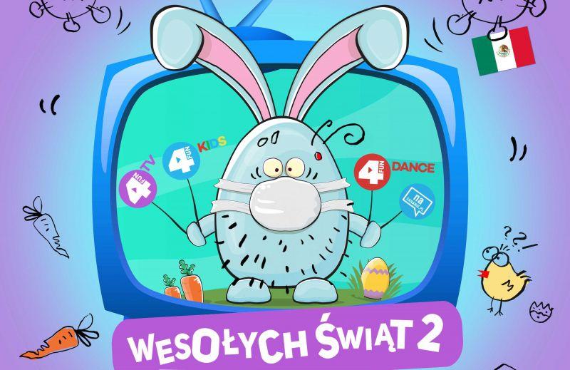 Wesołych Świąt Wielkanocnych życzy redakcja naEKRANIE