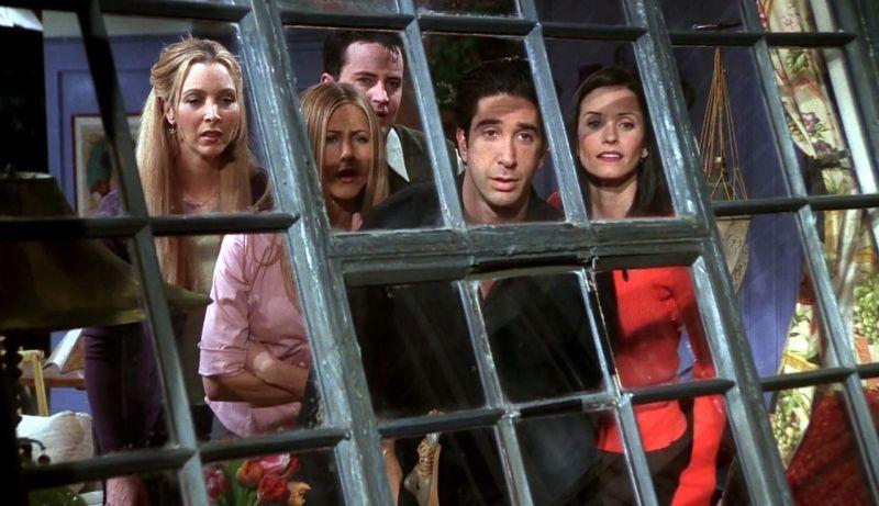 Przyjaciele - najlepsze odcinki w historii serialu według IMDb
