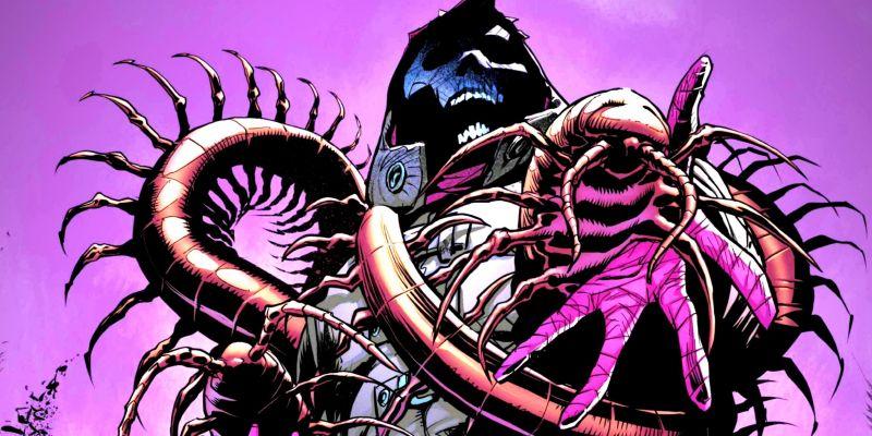 Spider-Man - jeśli Kindred to [SPOILER], to kim, do licha, jest postać w tej scenie?