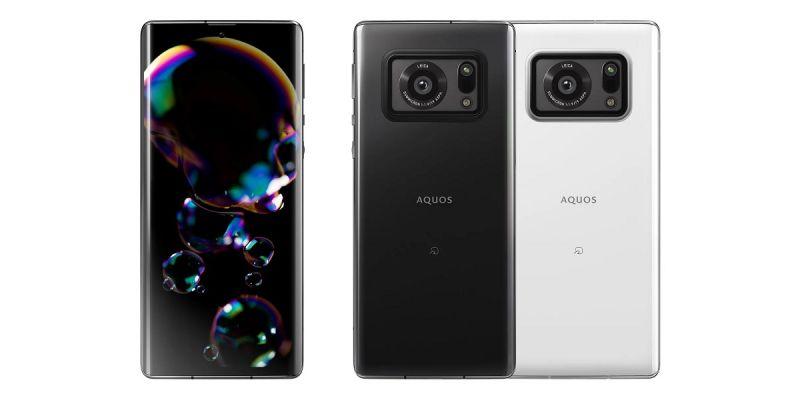 Sharp Aquos R6 - fotograficzny smartfon z jednocalową matrycą