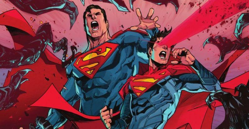 Superboy ma zupełnie nową moc. Tego nie potrafił nawet zaskoczony Superman