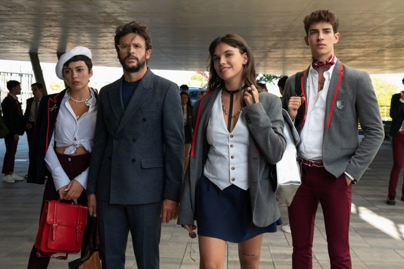 Szkoła dla elity – sezon 4 - recenzja