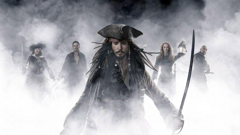 Piraci z Karaibów: Na krańcu świata - quiz. Davy Jones czeka na twój wynik!