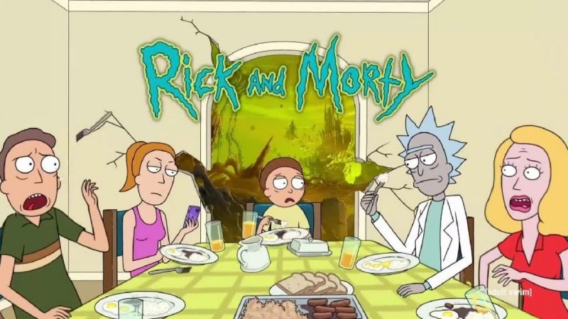 Rick and Morty - obejrzyj premierę 5. sezonu za darmo online