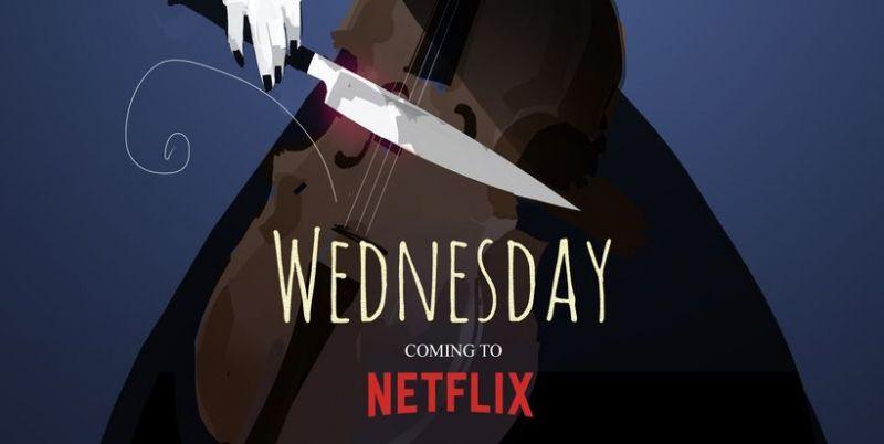 Rodzina Addamsów - Tim Burton osadził Wednesday w serialu aktorskim