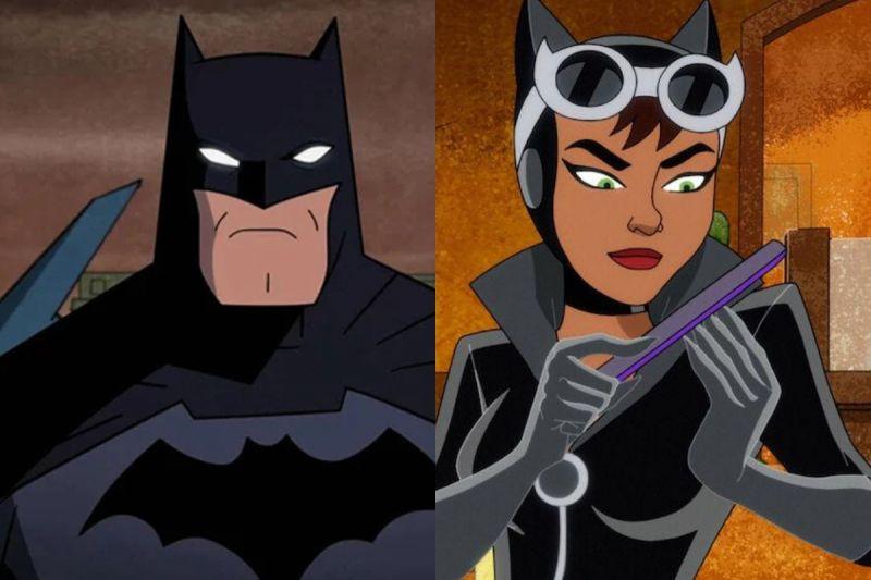 Harley Quinn - DC ocenzurowało scenę seksu oralnego Batmana i Catwoman