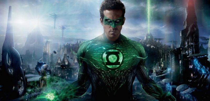 Green Lantern - Ryan Reynolds po raz kolejny żartuje z filmu. Serial HBO Max ma naprawić tę wtopę