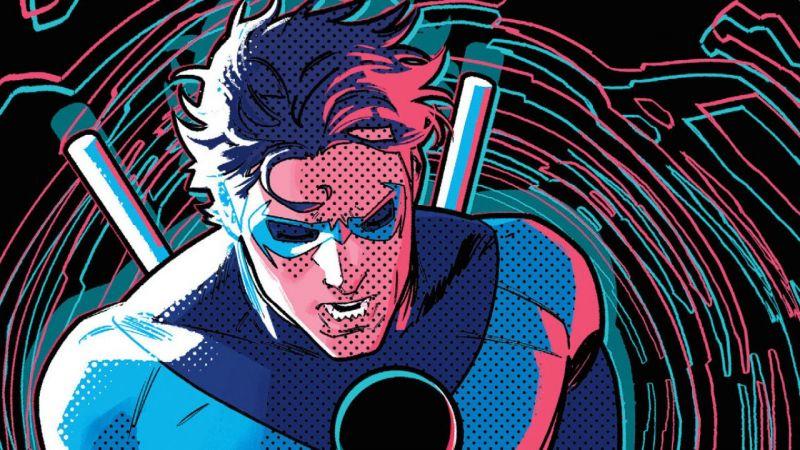 Nightwing - reżyser wyjawia swoje plany na film. Czy pojawi się Batman?