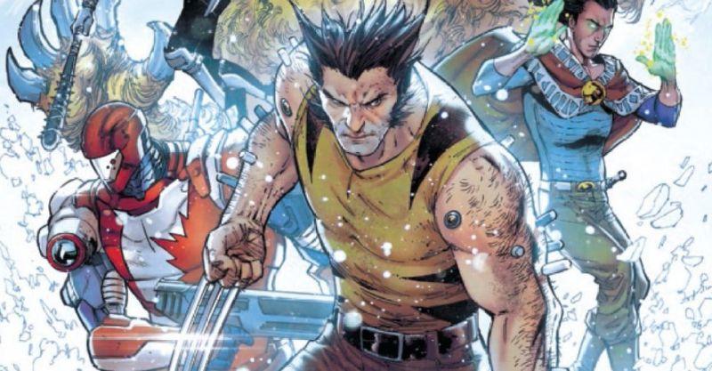 Marvel - Wolverine zabił najsilniejszą postać Heroes Reborn! Nie zadzieraj z Kanadą