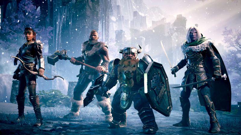 Dungeons & Dragons: Dark Alliance już graliśmy! Czy warto wrócić do świata Lochów i Smoków?