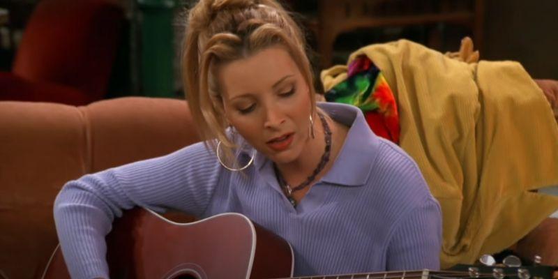 Friends: Lisa Kudrow nie pamiętała jak zagrać Smelly Cat