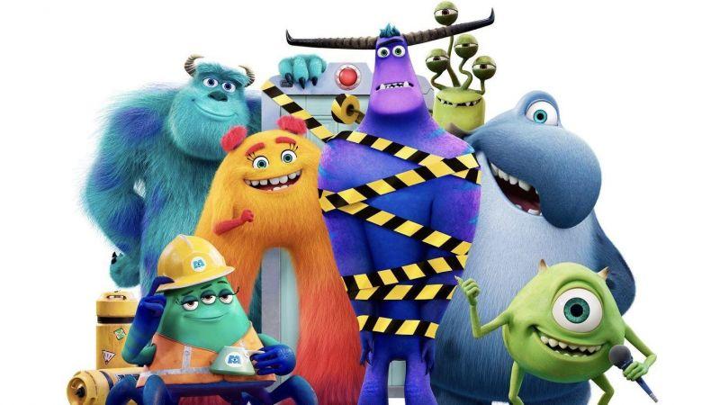 Monsters at Work - zwiastun serialu. Tak wygląda kontynuacja hitu Potwory i spółka