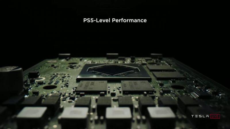 Komputer pokładowy Tesli Model S Plaid odpali Cyberpunka 2077
