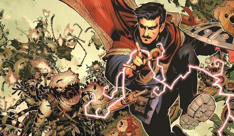 Doktor Strange dobije targu z Mefisto? O losie duszy Pajączka może zdecydować ruletka