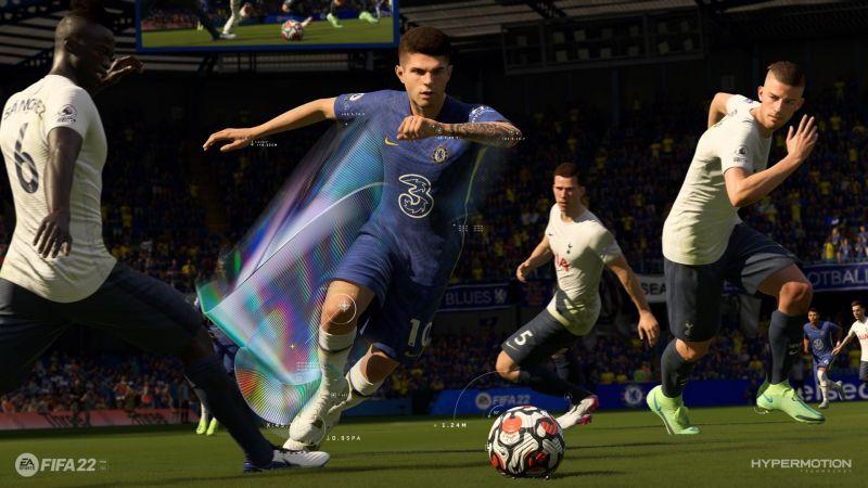 FIFA 22 - zaprezentowano materiał z rozgrywki
