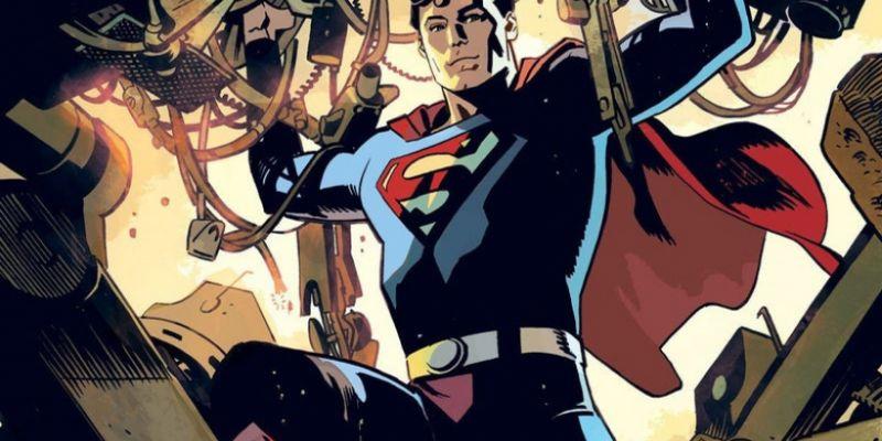 Superman '78 - zapowiedź. Pierwsze strony i warianty okładek