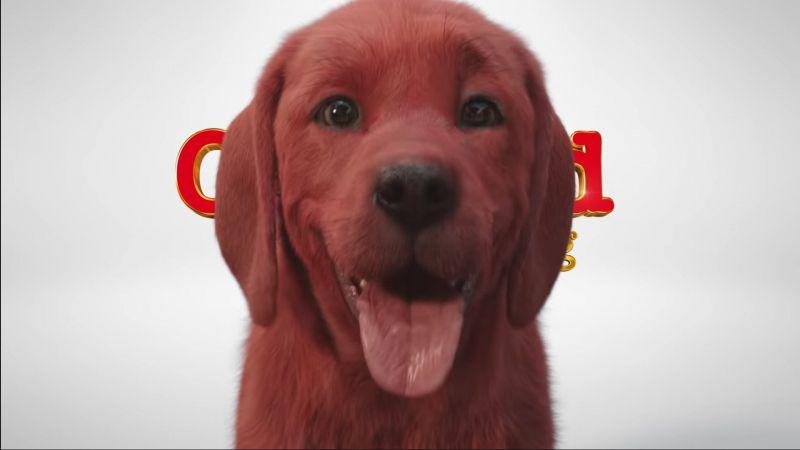 Clifford. Wielki czerwony pies - film usunięty z kalendarza premier przez koronawirusa. Powtórka z rozrywki?